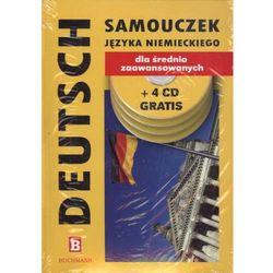 Deutsch Samouczek języka niemieckiego + 4 CD (opr. miękka)
