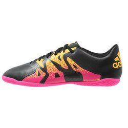 adidas Performance X 15.4 IN Halówki core black/shock pink/solar gold
