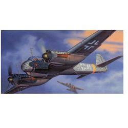 Revell, Junkers Ju88 C6 NZ, model do sklejania