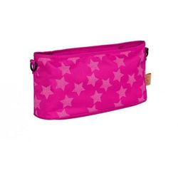 Lassig Casual Label Organizer do Wózka Reflective Star magenta