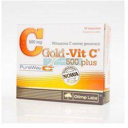 OLIMP Gold-Vit.C 500mg kaps. 30 kaps.