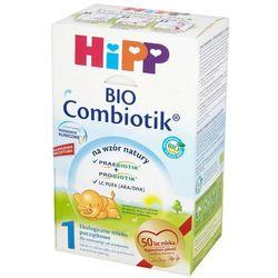 HIPP 600g Bio Combiotik 1 Ekologiczne mleko początkowe od urodzenia Bi