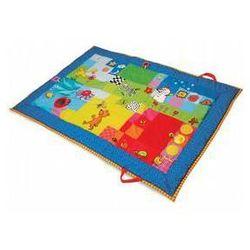 Mata edukacyjna dla dzieci Taf toys s aktivitami