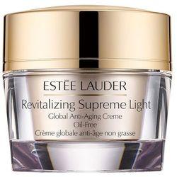 Estee Lauder Revitalizing Supreme Light Global Anti-Aging Creme Oil-Free Lekki krem przeciwstarzeniowy 50 ml