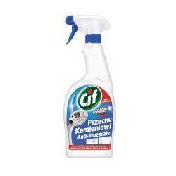 Płyn Cif Power & Shine przeciw kamieniowi Spray 750 ml