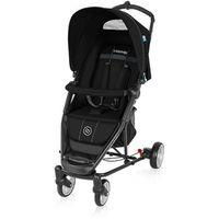 Baby Design Enjoy, wózek spacerowy, Black 10 2016 Darmowa dostawa do sklepów SMYK