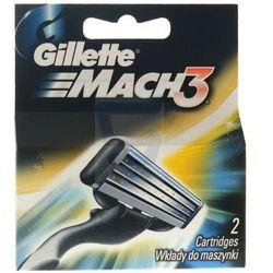 Gillette Mach3 Wkład do maszynki do golenia 2 szt.