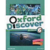 Oxford Discover 6. Ćwiczenia (opr. miękka)