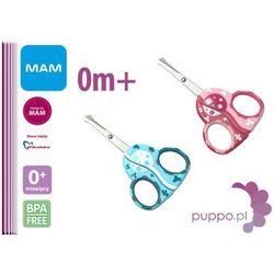 MAMbaby nożyczki dla niemowląt, 0+ miesięcy