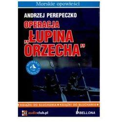 Operacja Łupina orzecha audiobook (opr. twarda)