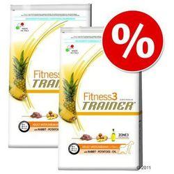 11 kg+1,5 kg gratis! Trainer Natural Medium/Maxi, 12,5 kg - Medium, wołowina ryż i żeń-szeń,12,5 kg