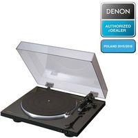 Denon Gramofon analogowy DP-300F czarny