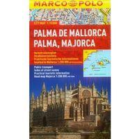 Palma de Mallorca mapa 1:15 000 Marco Polo (opr. miękka)