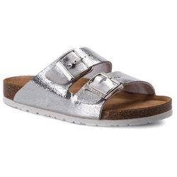 58c0cc3ebce4c Klapki TAMARIS - 1-27503-22 Silver Metall. 933