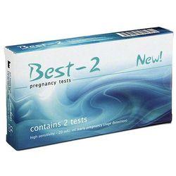 Best 2 test ciążowy 2 szt.