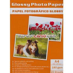 Papier fotograficzny A4 180 g/m2 (20 szt., ARTE)