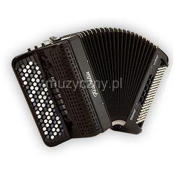 Fisitalia 52.34-FB 52(87)/3/7+3C 120(49)/4(2)/6 akordeon guzikowy z konwertorem (czarny) Płacąc przelewem przesyłka gratis!