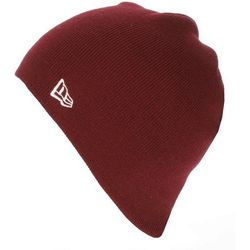 czapka New Era Original Basic Knit 3 - Cardinal