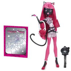 MATTEL Monster High - Catty Noir
