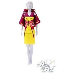 Model ubrania -Dolly Butterfly (poziom łatwy)