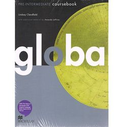 Global Pre-Intermediate Student's Book (podręcznik) + eWorkbook Pack (opr. miękka)