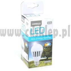 Żarówka Omega LED Eco 2800K E27 12W 10szt.