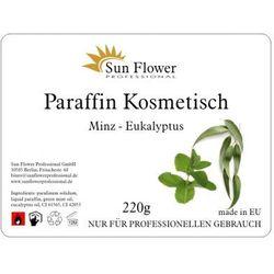 Sun Flower Parafina Miętowo - Eukaliptusowa 220g