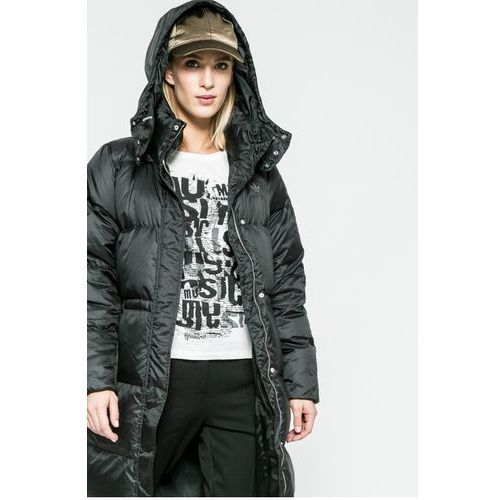 adidas Originals Płaszcz puchowy black porównaj zanim kupisz