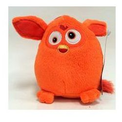 Furby pluszak 14 cm pomarańczowy