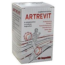 Artrevit kaps. - 60 szt.
