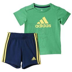 Komplet adidas Summer Easy Boys Set Kids AK2609