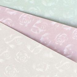 Karton ozdobny Premium Małe Róże Galeria Papieru, biały, format A4, opakowanie 20 arkuszy, 203501
