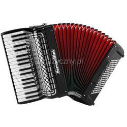 Serenellini 344 34/4/9 96/5/3 Musette akordeon (czarny) Płacąc przelewem przesyłka gratis!