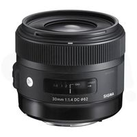 Sigma 30 mm F1.4 DC HSM A Canon