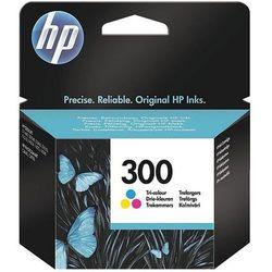 Tusz HP 300 Kolor (C643EE) + Zamów z DOSTAWĄ JUTRO!