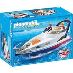 Playmobil SUMMER FUN Luksusowy jacht 5205