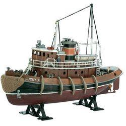Model holownika do sklejania Revell Harbour Tug Boat 1:108.