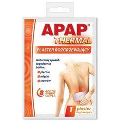 Apap Thermal plaster rozgrzewający 1sztuka