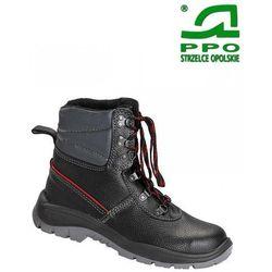Buty obuwie robocze wzór 0154 r47 PODNOSEK, ZIMOWE