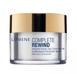 LUMENE Complete Rewind - Regenerujący krem przeciwzmarszczkowy do twarzy na dzień, 50 ml
