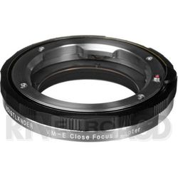 Voigtlander Adapter Close Focus Sony NEX/Leica M (VM/E) Darmowy transport od 99 zł | Ponad 200 sklepów stacjonarnych | Okazje dnia!