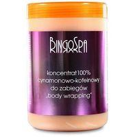 BingoSpa Koncentrat Cynamonowo-Kofeinowy 100% - Wyszczuplanie, Antycellulit 1000ml