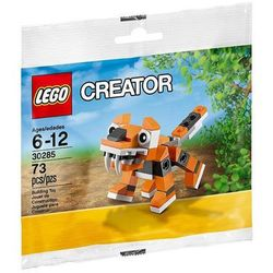 Lego TYGRYS KLOCKI MINI BUILDS 30285 tygrys klocki mini builds 30285