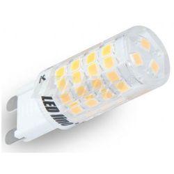 LED line Żarówka LED G9 SMD 4W (40W) 350lm 230V barwa dzienna 245534