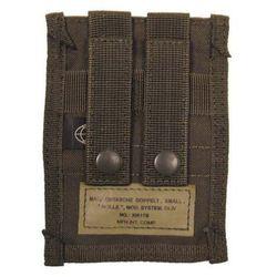 Ładownica MFH 9mm/40 (2 Rzędowa podwójna) MOLLE Zamkn Olive (30617B)