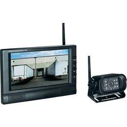 Bezprzewodowy system kamer cofania 9901AV, bezprzewodowy, ekran 7'', IP65