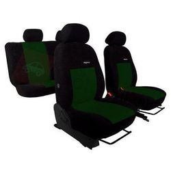 Pokrowce samochodowe ELEGANCE Zielone Hyundai i30 II od 2012 - Zielony