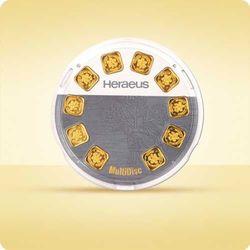 10 x 1 g sztabka złota MultiDisc - wysyłka 24 h!