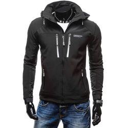 Czarna kurtka męska przejściowa Denley 2342 119,99 Kurtka 06.10.2015 (-20%)