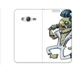 Flex Book Fantastic - Samsung Galaxy Trend 2 Lite - pokrowiec na telefon - Elvis